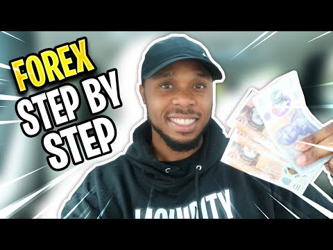 How Forex Trading Works (Step By Step For Beginners)