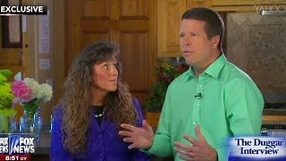 Duggars Defend Their Son On Molestation Charges