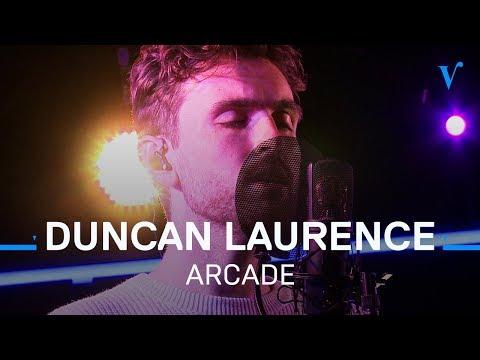 Duncan Laurence doet 'Arcade' akoestisch live!