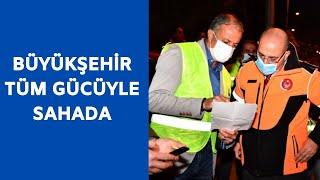 İzmir Büyükşehir Belediyesi Depremin Yaralarını Sarmaya Devam Ediyor | Haberler 3 Kasım