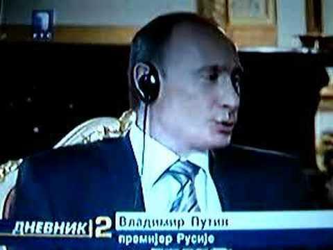 Kosovo & Metohija - Putin.