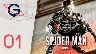 SPIDER-MAN PS4 : DLC LA GUERRE DES GANGS FR #1