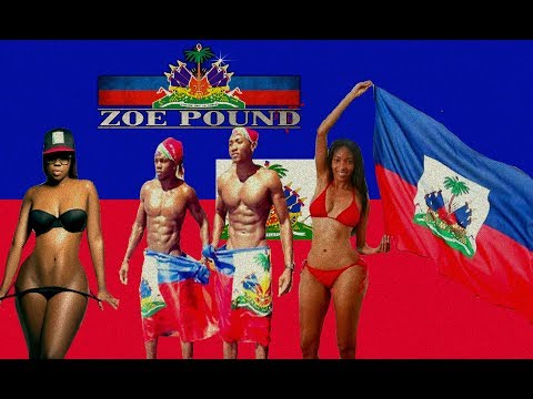 Miami Zoes Celebrating Haitian Flag