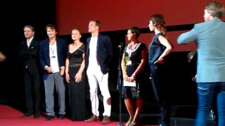 The Reunion (Återträffen) by Anna Odell premiere at 70th Venice Film Festival