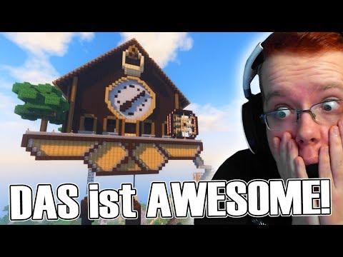DAS ist AWESOME! - Minecraft SubServer mit Clym | Earliboy