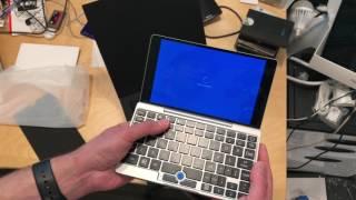 GPD Pocket Unboxing - Pocket Sized Laptop PC