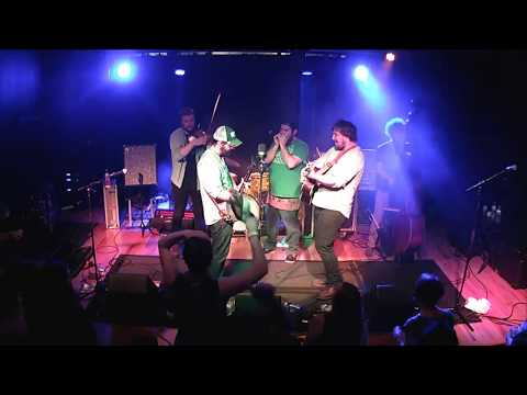 Horseshoes & Hand Grenades Full Show @ Asheville Music Hall 3-17-2018
