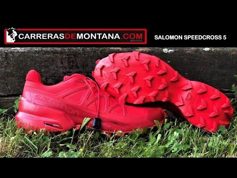 Salomon Speedcross 2019: Mas cómodas y con mayor sujeción. Análisis por Mayayo
