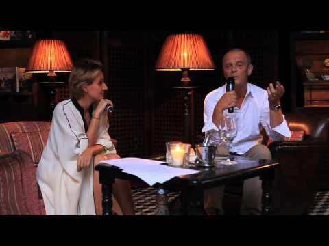 Salon Littéraire du Grand Café de la Poste de Marrakech: Guillaume Jobin
