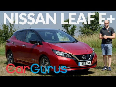 Nissan Leaf E+ 2019 Review: Putting The Long-range Leaf To The Test   CarGurus UK