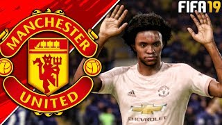 FIFA 19: Manchester United Career Mode - EP4 | WILLIAN HAUNTS CHELSEA!