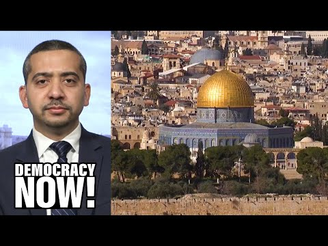 Mehdi Hasan: Trump's Middle East Plan Is A Policy Of Apartheid \u0026 Settler Colonialism