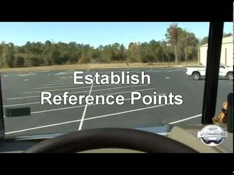 Setting Driving Reference Points