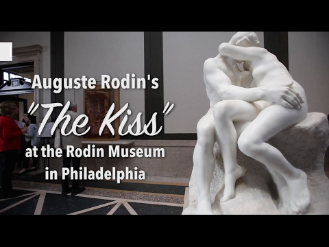 Brief history of 'The Kiss' by Auguste Rodin