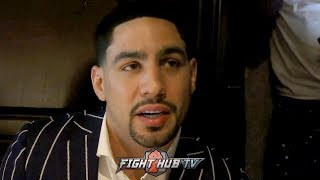 """DANNY GARCIA ON SPENCE VS GARCIA """"MIKEY WASNT JUST STRONG ENOUGH!"""" thumbnail"""