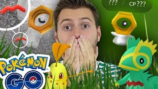 LA VÉRITÉ SUR LE POKEMON INCONNU 😱 + POKEMON GO COMMUNITY DAY GERMIGNON SHINY