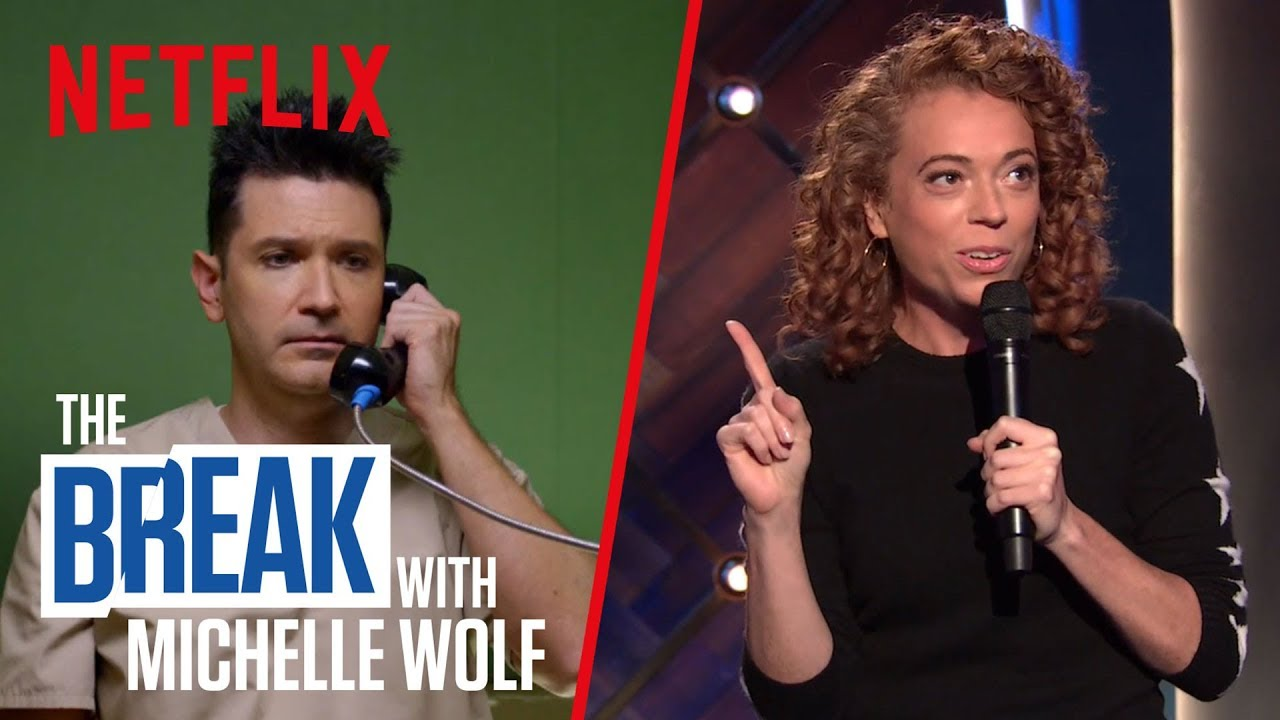 The Break with Michelle Wolf | FULL EPISODE - Wet Boys | Netflix
