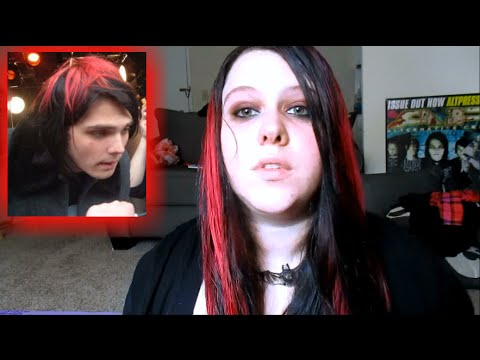 How I Do Revenge Era Gerard Way Hair - YouTube