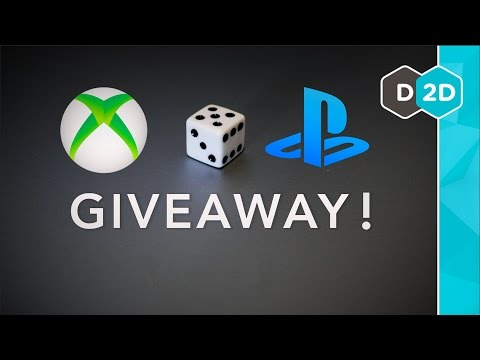 International Gaming GIVEAWAY for the Holidays!