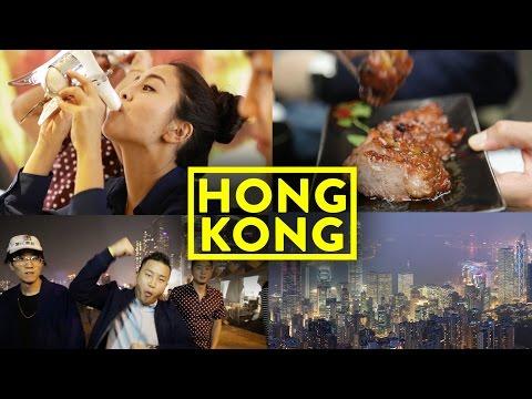 MOST EPIC HONG KONG TRIP EVER!