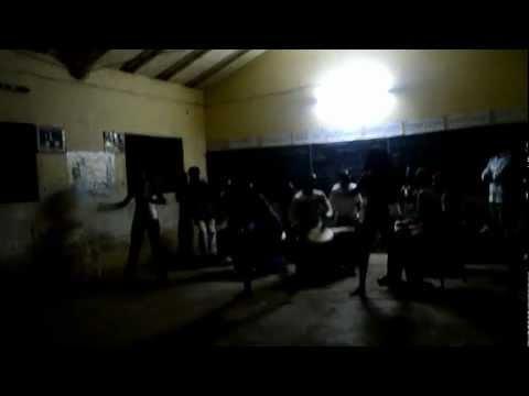 Dance & Drum Rehearsal in Grand Dakar, Senegal
