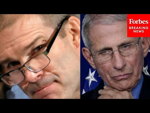 'Suddenly You Can't Find Him': Jim Jordan Criticizes Fauci For Skipping GOP COVID-19