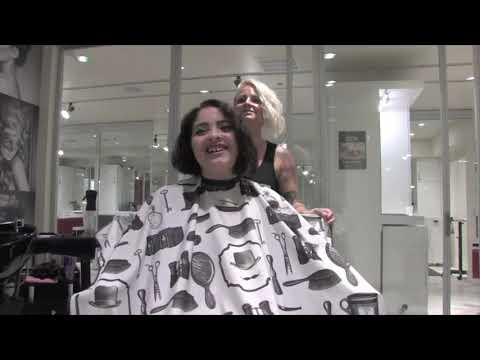 Veronica 2 AZ - Pt 1: She Gets an Undercut Bob (Free Video) from YouTube · Duration:  22 minutes 42 seconds