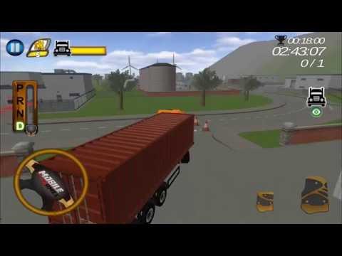 Truck Parking Simulator 2017