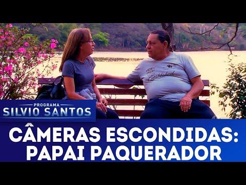 Papai Paquerador   Câmeras Escondidas (09/09/18)