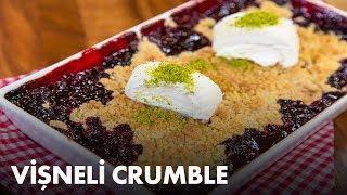 Arda'nın Ramazan Mutfağı - Vişneli Crumble Tarifi