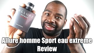 Chanel Allure Homme Sport Eau Extreme Full Review