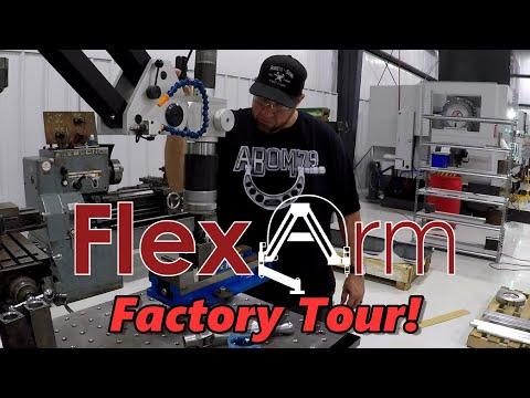 Flexarm Factory Tour