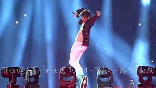 Mika @ Stade de France - Finale du TOP 14 -