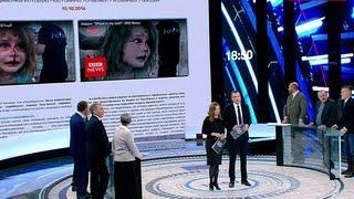 60 минут. Ток-шоу с Ольгой Скабеевой и Евгением Поповым от 16.11.16