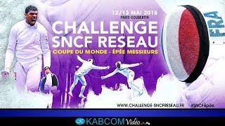 Gambar cover CHALLENGE SNCF RÉSEAU 2018 - TABLEAU 64 - PISTE BLEUE
