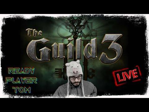 Die Bäckerei steht, jetzt ins Amt - Die Gilde 3 | The Guild 3 | Facecam | !loots | Steam | Gedöhns