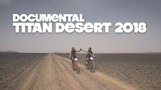 TITAN DESERT 2018 | DOCUMENTAL | Hermanos Titanes