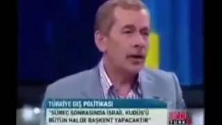 Şener 39 in 6 yıl önceki Kudüs sözleri gündem oldu