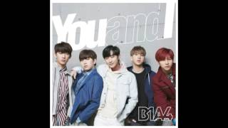 B1A4 - You and I MP3