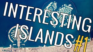 Interesting Islands! Episode 1: Arctic and Artificial