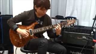Apink Mr.Chu Solo Guitar