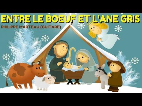 Philippe Marteau - Entre le boeuf et l'âne gris - Les plus beaux airs de Noël à la guitare