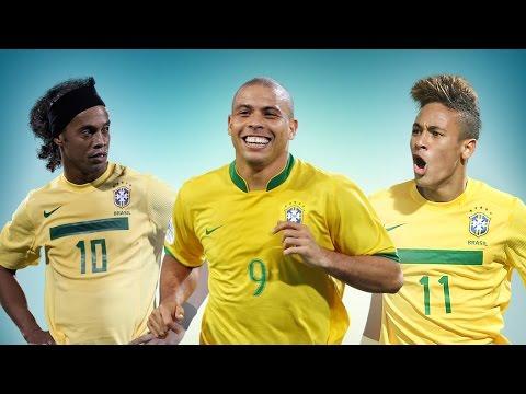 Image result for ronaldo neymar ronaldinho