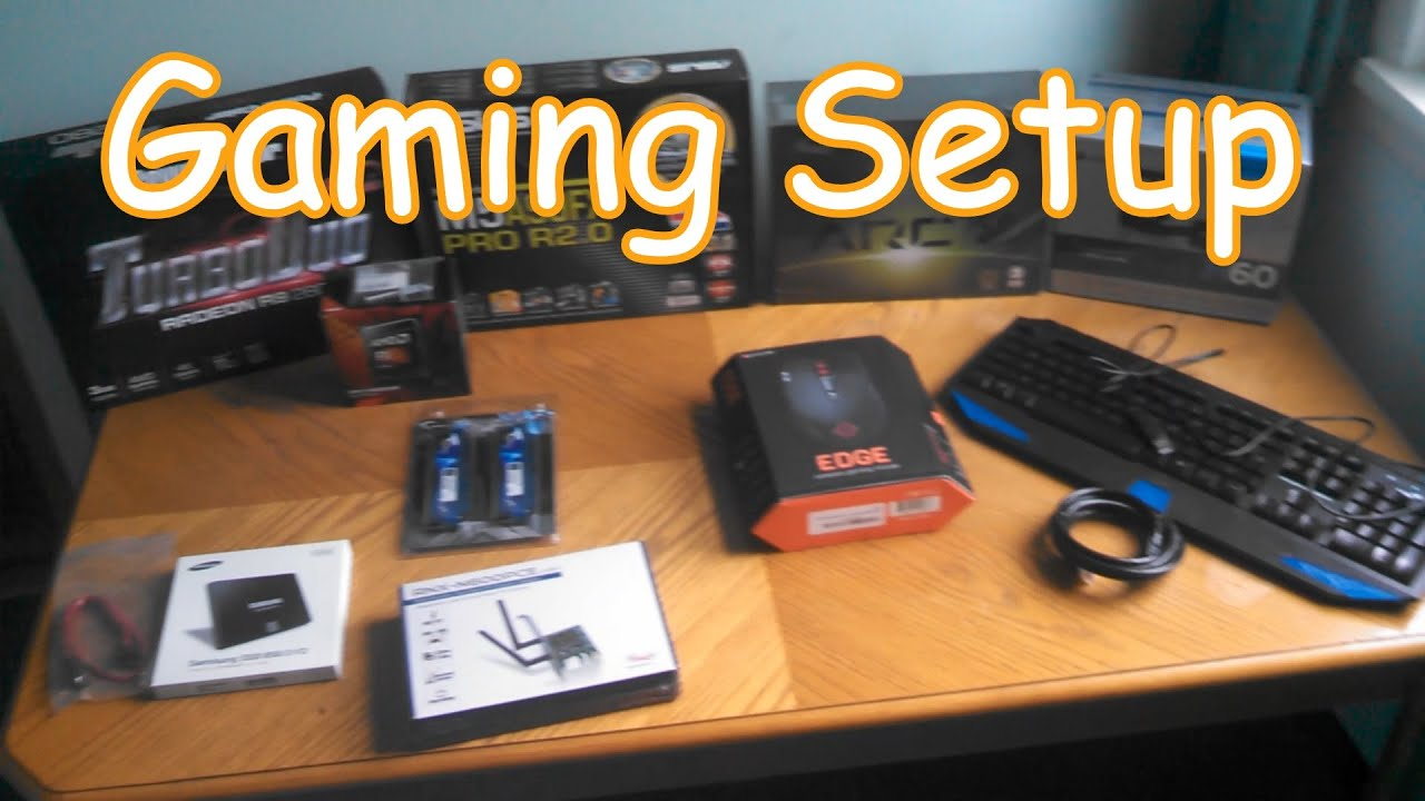 my pc gaming setup fix cmos reset issue youtube. Black Bedroom Furniture Sets. Home Design Ideas