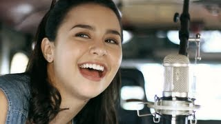 Download With A Smile - Eraserheads (Duet) - Yassi Pressman & David DiMuzio MP3 song and Music Video