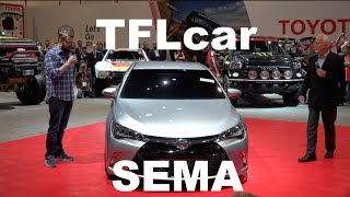 Watch the Ultimate 600 HP Toyota Camry Sleeper Debut at SEMA