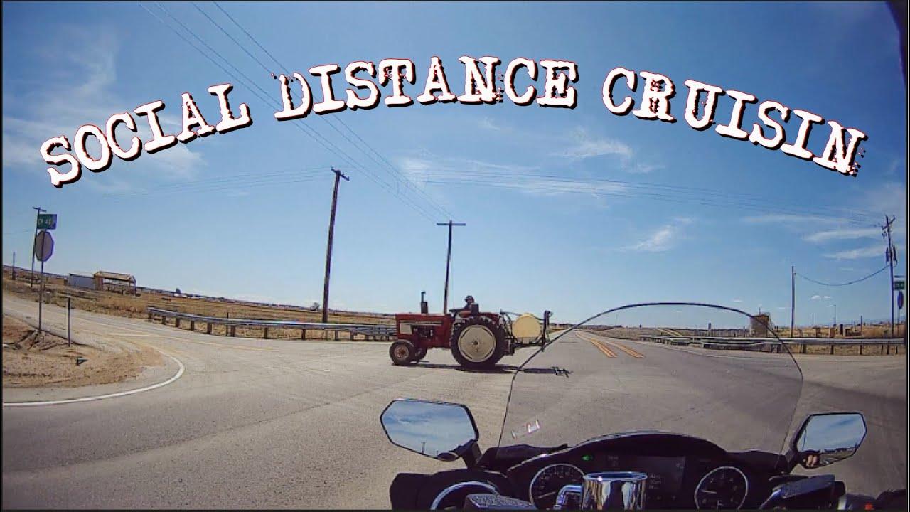 MotoVlog - Social Distance Cruisin'