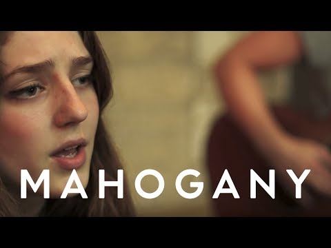 Birdy - Words As Weapons  Mahogany Session