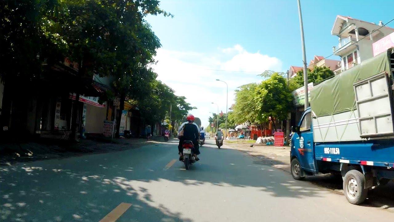 Đường đi chùa Hương qua Bình Đà