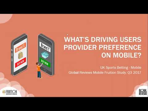 Sports Betting: What's driving consumer brand choices when placing a bet online?